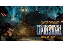 Overwatch Uprising gelmiyor! Galerisi
