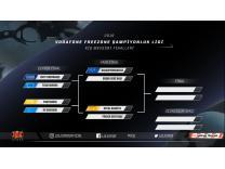 VF Şampiyonluk Ligi'nde çeyrek final zamanı  Galerisi