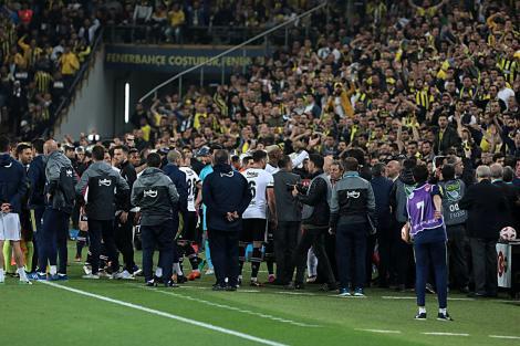 Dış basında Fenerbahçe-Beşiktaş maçı!
