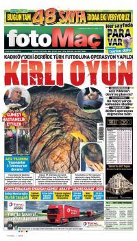 Fenerbahçe Manşetleri (20 Nisan)