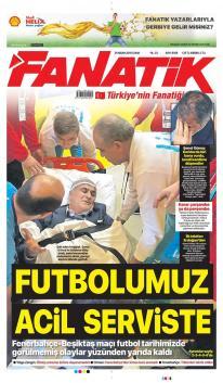 Gazete manşetler (20 Nisan Perşembe)