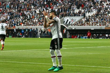 Beşiktaş - Malatyaspor (22.04.2018)