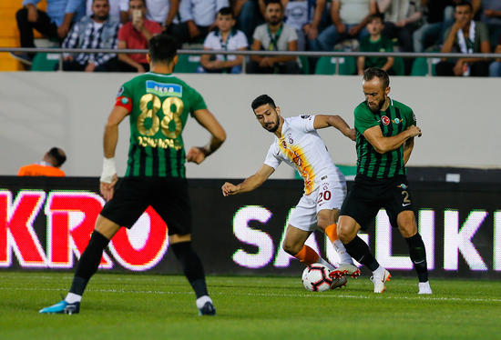Galatasaray Akhisarspor maçı ile ilgili görsel sonucu