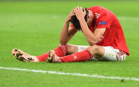 Ajax, Benfica'yı yıktı…