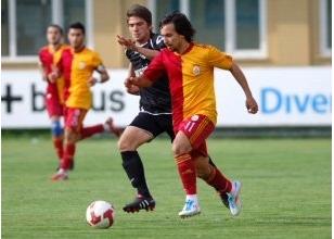 A2'de şampiyonluk maçı: G.Saray - Erciyes