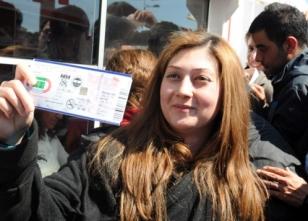 F.Bahçe-Karabük maçı bileti 44 lira!