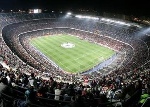 Barcelona Vs. Milan