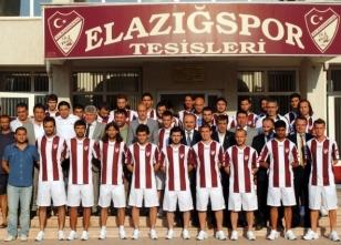 Elazığspor'da transferler tanıtıldı