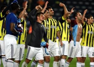 Fenerbahçe'nin üstünlüğü var!