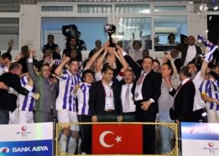Orduspor Süper Lig'de!
