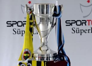 İşte şampiyonluk kupası