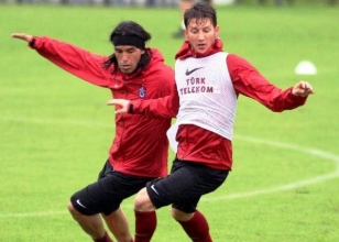 Trabzonspor kanat çalıştı