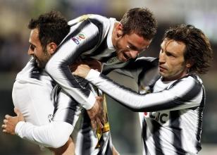 Juventus Floransa'da patladı