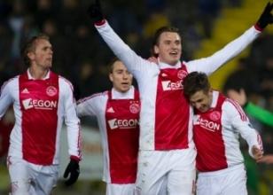 Ajax liderliğe bir adım daha yaklaştı