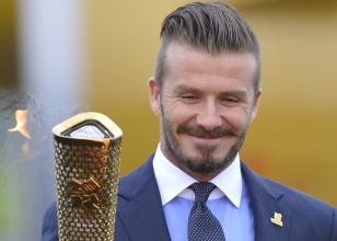 Beckham umut dolu