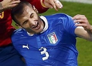 İtalya'da beklenmedik sakatlık