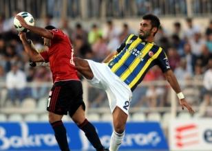 Sivas'ta kör dövüşü!