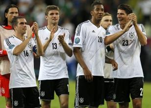 Almanya 4 çeker!