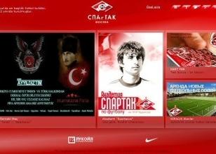Spartak Moskova'ya yanıt!