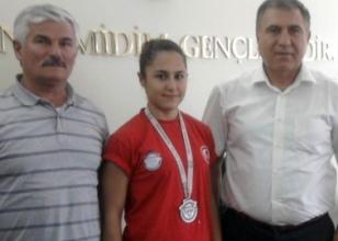 Gamzegül Kızıldağ Avrupa Şampiyonu