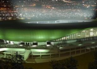 Timsah Arena'da son durumu