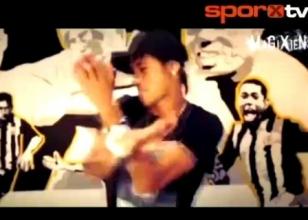 Neymar'ın hayatı Gangnam Style!