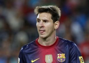 Leo Messi'nin oğluna ilginç hediye!