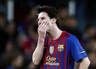Marca, Messi'yi bitirdi!