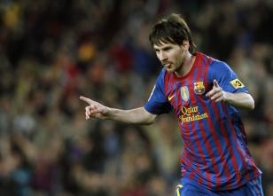 Çıl-dır-dı! Alem buysa 'kral' Messi!