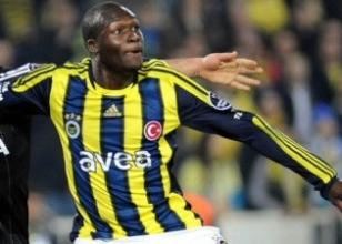 Sow: 'Benim görevim gol atmak'