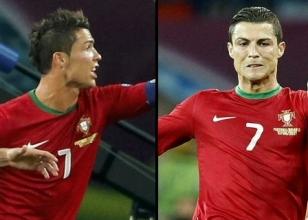Ronaldo'nun 'saç' totemi bu kez tuttu!