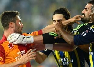 Galatasaray - Fenerbah�e; Volkan Demirel ve Sabri Sar�o�lu