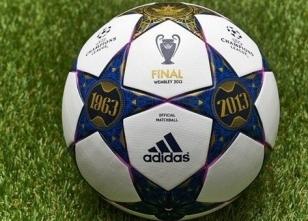 Final Wembley 2013' topu belli oldu