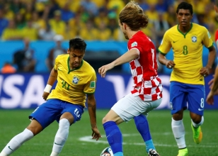 Brezilya - Hırvatistan