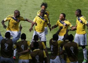 Kolombiya 3-0 Yunanistan