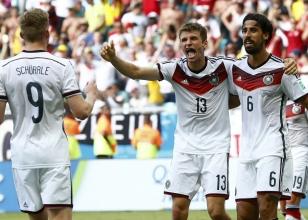 Almanya 4-0 Portekiz