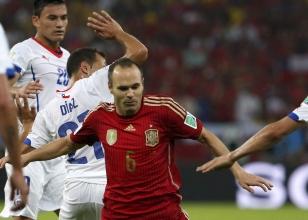 İspanya - Şili