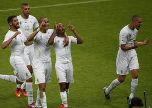 Cezayir - Güney Kore