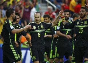 İspanya'ya teselli galibiyeti