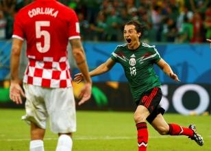 Meksika - Hırvatistan
