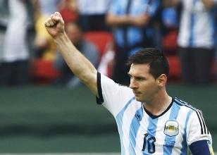 Nijerya 2-3 Arjantin