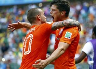 Hollanda 2-1 Meksika