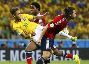 Brezilya - Kolombiya