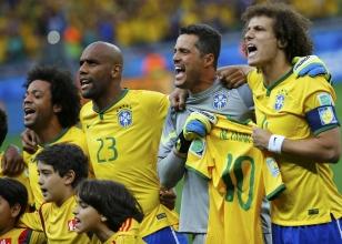 Brezilya - Hollanda