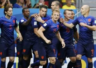 Brezilya 0-3 Hollanda