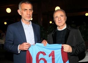 Spor Toto Süper Lig'de yarın Galatasaray'ı konuk edecek Trabzonspor