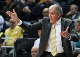 Zeljko Obradovic / Fenerbahçe Ülker Başantrenörü