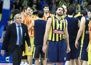 Fenerbahçe son şutla kaybetti