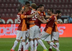 Trabzonspor 1-4 Galatasaray