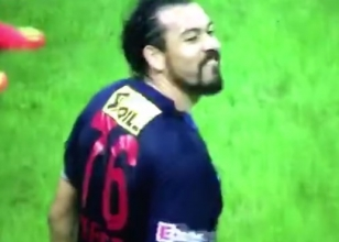 "Servet'ten Sneijder'e küfür iddiası! ""F..k you"""